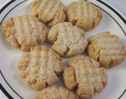 Shortbread Cookies with Almond Flour