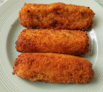 Chicken Croquettes Recipe
