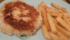 Tuna Sweetcorn Fishcakes