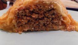 Italian Style Beef Plait