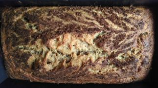 Wholemeal Maple Banana Bread