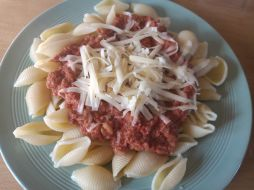 Corned Beef and Pasta