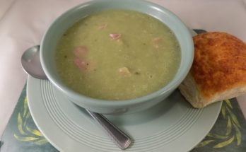 Traditional Pea & Ham Soup