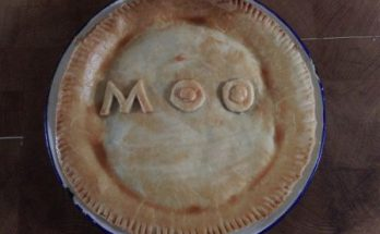 Beef Mince and Potato Pie